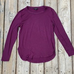 Great material banana republic long sleeve